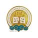 誠泰鍍金胸章,呼和浩特定制金屬徽章