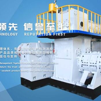 双级真空挤砖机挤砖机设备页岩砖机砖机生产厂家机械加工制造