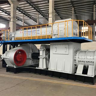 小型粘土砖机大型粘土砖机粘土砖机生产线设备双级真空砖机图片6