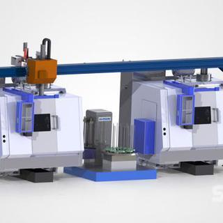 桁架机器人直角坐标机器人多用途操作机高速精密厂家直销图片4