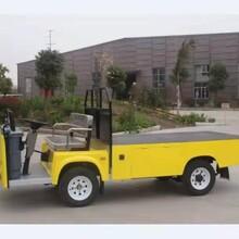 电动平板货车,电动载货车图片