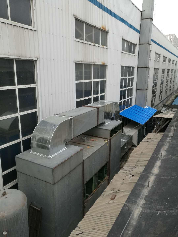 热处理有机废气达标排放设备