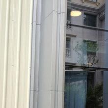 生港建材幕墙铝单板安装后胶缝为什么会鼓起