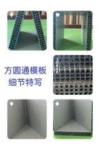 方圆通中空塑料建筑模板