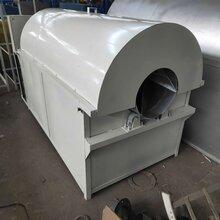 时产200斤电加热炒货机设备,炒料机,炒茶机,不锈钢炒货机图片