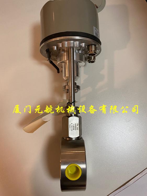 拜爵Badger伺服控制閥1/4寸RC250/1.4539質優價廉