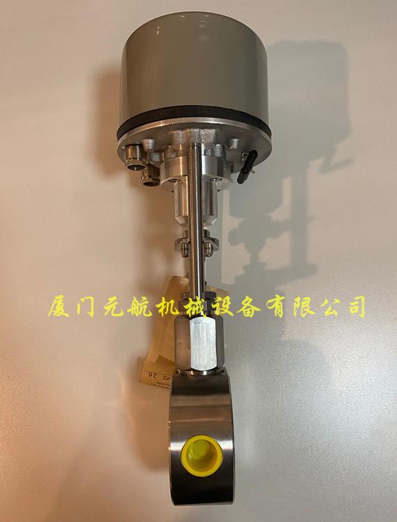 Badger伺服电机控制阀3/4寸/1.4539采购