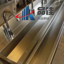 不銹鋼感應洗手池不銹鋼腳踏洗手池生產廠家報價圖片