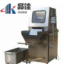 全自动步进式盐水注射机厂家直销牛排盐水注射机报价图片