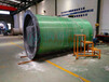 西安玻璃鋼污水提升泵站價格