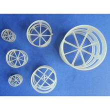 聚四氟乙烯鮑爾環PTFE塑料鮑爾環_鮑爾環填料圖片