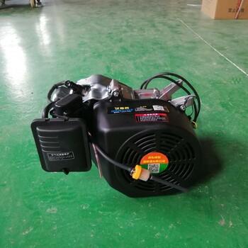 老年代步车全智能增程器48V60V72V低噪音增程器规格齐全