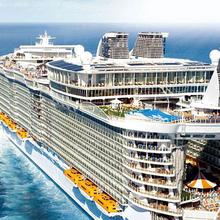 皇家加勒比邮轮介绍-皇家加勒比游轮尾单-特价图片