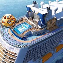 皇家加勒比邮轮旅游多少钱-邮轮线路-费用图片