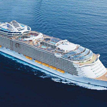 海洋绿洲号游轮-邮轮多少钱-航线游记图片