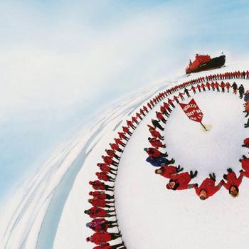 北极航线主要邮轮和北极航线目的地,怎么去坐邮轮去北极