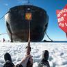 邮轮到北极游玩
