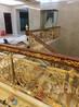 定制铝板雕花楼梯护栏
