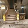 铜楼梯扶手艺术