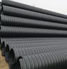 钢带增强螺旋波纹管的连接方式