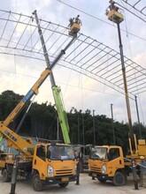 广州高空作业车租赁电话图片