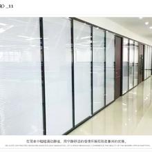 上海玻璃隔断厂家图片