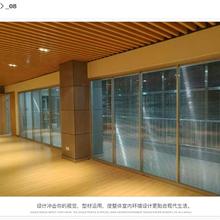 杭州办公室隔断定制图片