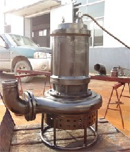 搅拌矿渣泵,耐磨尾矿泵,机械密封矿沙泵图片