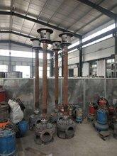 攪拌立式泥漿泵-優質沙漿泵-耐磨材質吸渣泵圖片