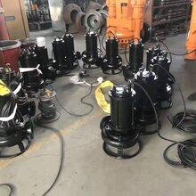 先进结构沙浆泵-优质排渣泵-搅吸抽渣泵图片