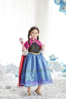 儿童演出服cosplay服装迪士尼ip装扮服招募店中店联盟商