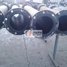 反应釜硫化衬橡胶复合钢管/衬胶管道/衬胶钢管/抗结垢性能/价格优势/生产企业图片