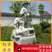 传统孝道石雕二十四孝人物雕刻福建花岗岩24孝人物雕像