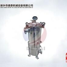 DT系列高精度、大流量精密袋式过滤机图片