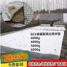 GCL膨润土防水毯价格采购_覆膜防水毯厂家批发