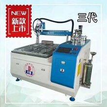廣州大恒PU膠灌膠機防結晶柱塞泵高精度灌膠機圖片