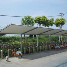 上海充電樁停車棚設計圖片