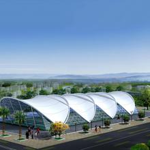 贵州膜结构观景棚生产厂家图片