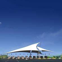 廣州膜結構觀景棚直銷圖片
