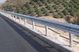 波形護欄板廠家直銷波形護欄,公路防撞護欄安防設施品質保證