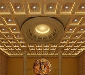 新型的寺庙装饰材料-古建筑吊顶装饰防水材料