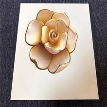 河南3D打印铝单板定制价格图片