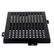 广东雕花铝单板定制,镂东森游戏主管铝单板图片