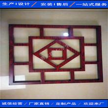 德普龙铝花格窗,益阳焊接工艺铝花格规格齐全厂家图片
