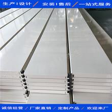 黄石防风铝条扣规格齐全定制厂家,长条铝扣板图片