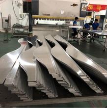 河北型材鋁方通定制圖片