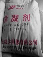 瀘州敘永速凝劑隧道噴漿速凝劑圖片