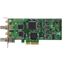 金微視JWS-X2-SDI高清廣播級1080P視頻采集卡2路SDI高清采集卡