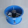 冷库房速冻间通风设备拉低温轴流风机冰河制冷QDZ轴流通风机2.2KW