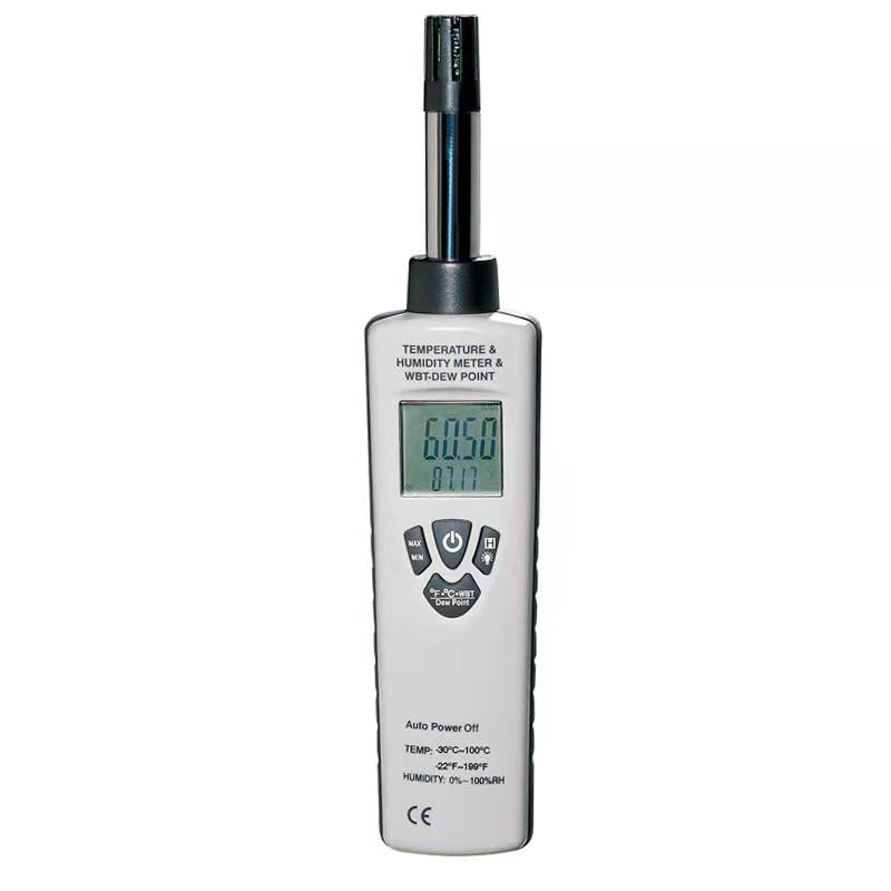 矿用温湿度检测仪YWSD100/100